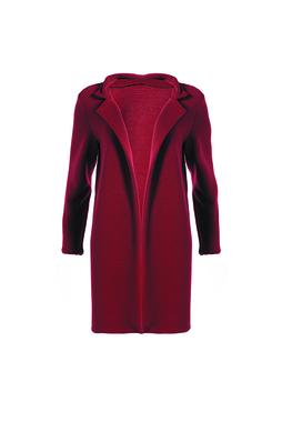 Smash KAWE Dámský kabát červený