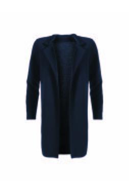Smash KAWE Dámský kabát tmavě modrý