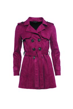 Smash BANGGAI Dámský kabát tmavě červený