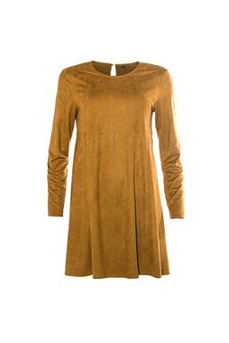Smash CUMBER Dámské šaty žluté