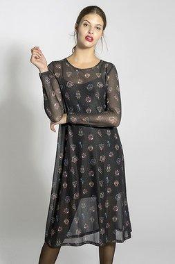 Smash TAIWAN Dámské šaty černé