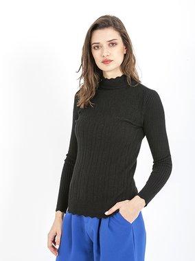 Smash YULI Dámský svetr černá