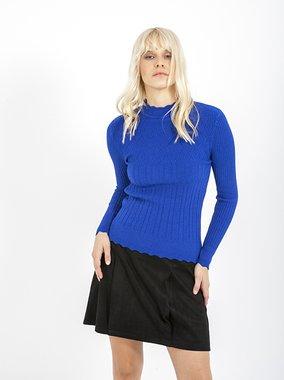 Smash YULI Dámský svetr modrý