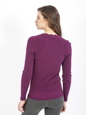 Smash ZARIAH Dámský svetr fialový
