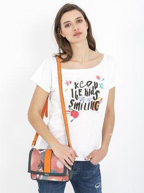 Smash BEGONIA Dámská kabelka oranžová jedna velikost