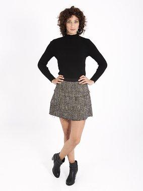 Smash ALIVIA Dámská sukně černá