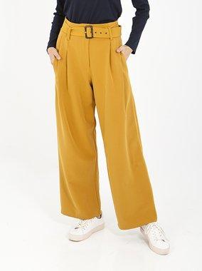Smash DESIREE Dámské kalhoty žluté