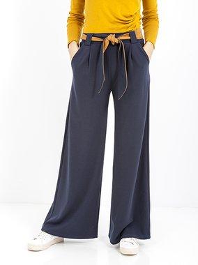 Smash AMANDA Dámské kalhoty tmavě modré