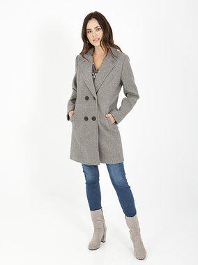 Smash PROLIX Dámský kabát šedý