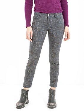 Smash HAPPY Dámské kalhoty šedé A1968420