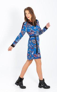 Smash AVERI Dámské šaty modré