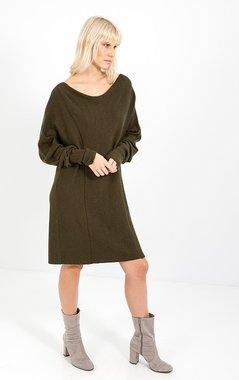 Smash DINA Dámské šaty zelené