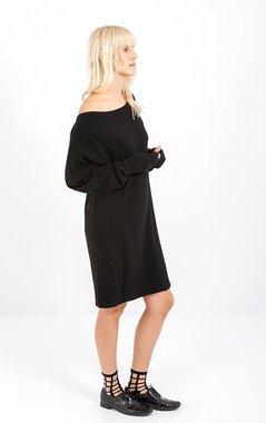 Smash DINA Dámské šaty černé