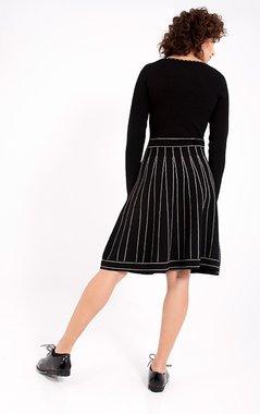 Smash LONTE Dámské šaty černé