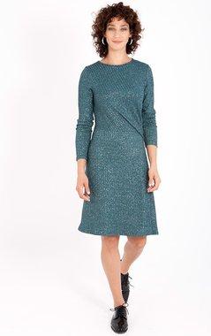 Smash HAYDEN Dámské šaty tyrkysově modré