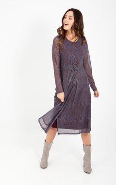 Smash MOTEK Dámské šaty fialové