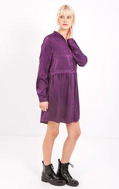 Smash RUMBA Dámské šaty fialové