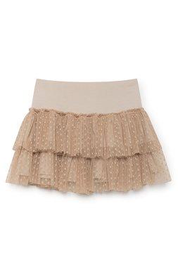 Nekane ANA.VC Dámská sukně hnědá  jedna velikost