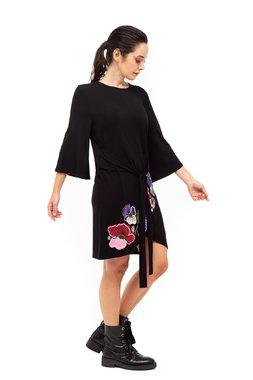 Mamatayoe Anisinos Dámské šaty  ONE COLOUR mix barev barev