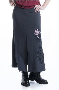 Mamatayoe Aurora Dámská sukně šedá