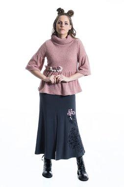 Mamatayoe Autento Dámský svetr růžová