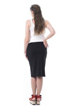 Mamatayoe Biscarrosse Dámská sukně černá