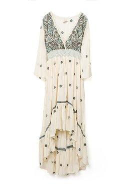 Nekane CHABLIS Dámské šaty bílé