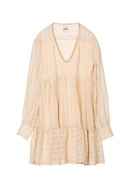 Nekane CINTIA.GB Dámské šaty béžové
