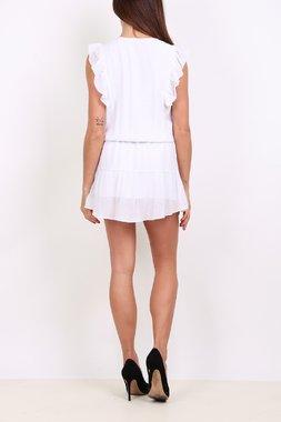Ryujee DARLEY Dámské šaty bílé