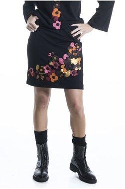 Mamatayoe Drap d or Dámská sukně černá