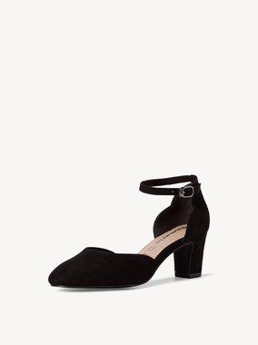 1-24412-27 Dámské boty 001 černá