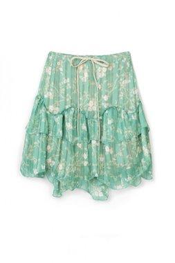 Nekane GANGES.PO Dámská sukně modrá