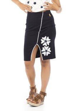 Mamatayoe GIRASOL Dámská sukně  ONE COLOUR mix barev barev