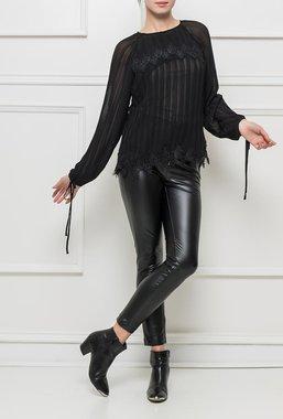 Ryujee HEDWIGE košile černá