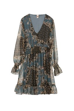 Nekane ISAM.GV Dámské šaty modré