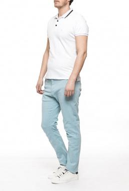 Ryujee JAMES GD jeans modrá