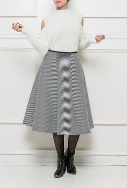 Ryujee KLINDA sukně černá