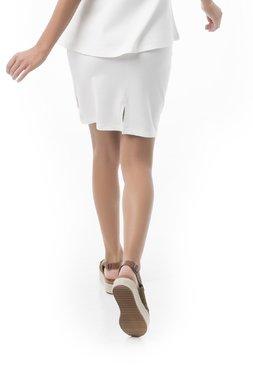Mamatayoe L avare Dámská sukně bílá