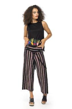 Mamatayoe LOTO Dámské kalhoty  ONE COLOUR mix barev barev
