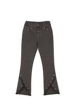 Nekane LYCHEE Dámské kalhoty černé