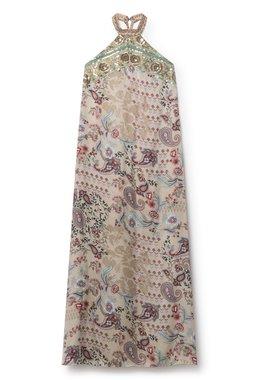 Nekane NAURU.RF Colores Dámské dlouhé šaty vícebarevné