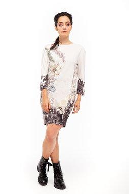 Mamatayoe Nomeolvides Dámské šaty  ONE COLOUR mix barev barev