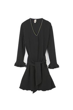 Nekane PAULINA.CE- Dámské šaty černé
