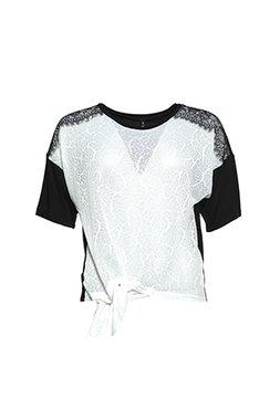 Smash PIETRA Dámské tričko bílé