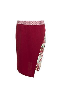 Smash HATKI Dámská sukně červená