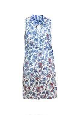 Smash ERIKA Dámské šaty modré
