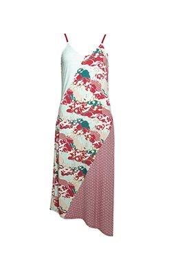 Smash INDIARA Dámské šaty červená