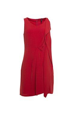 Smash GEMA Dámské šaty červená