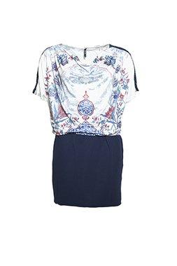 Smash PALOMA Dámské krátké šaty tmavě modré