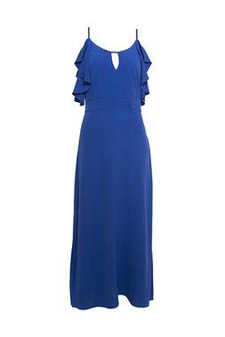 Smash HANNAH Dámské šaty tmavě modré